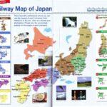 JR Pass Area Map