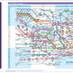 tokyo metro guide book