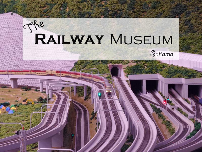 Railway Museum Saitama |Kids attraction near Tokyo |ที่เที่ยวสำหรับเด็ก ใ้กล้โตเกียว