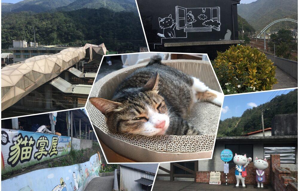 houtong cat village|taiwan|taipei